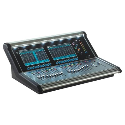 The NEW entry level DiGiCo S21