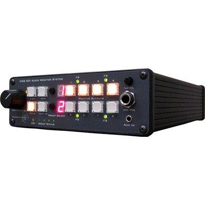 Renegade Labs M3G SDI Audio Monitoring System