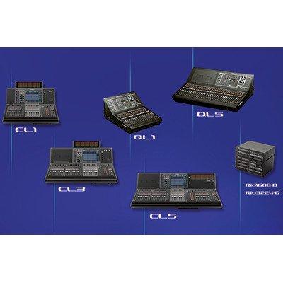 Yamaha CL/QL Digital Consoles