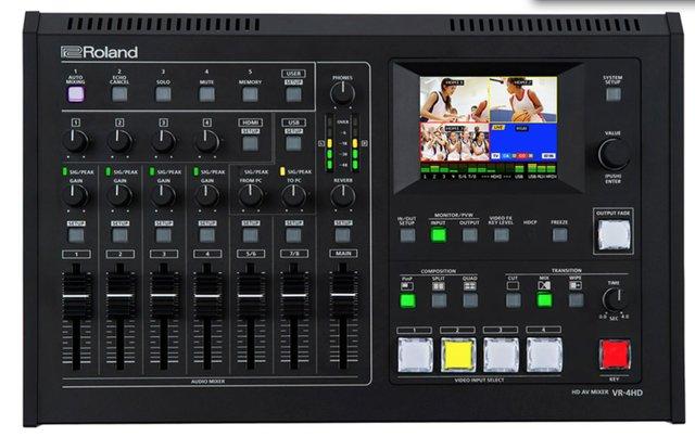 Roland VR-4HD