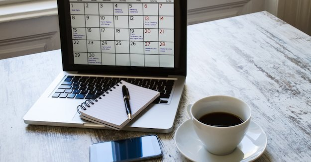 Shutterstock - Planning Calendar Image