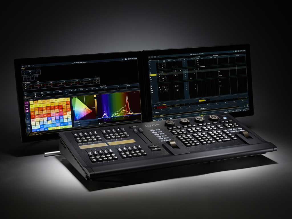 Review: ETC Ion Xe Lighting Console - Church Production Magazine