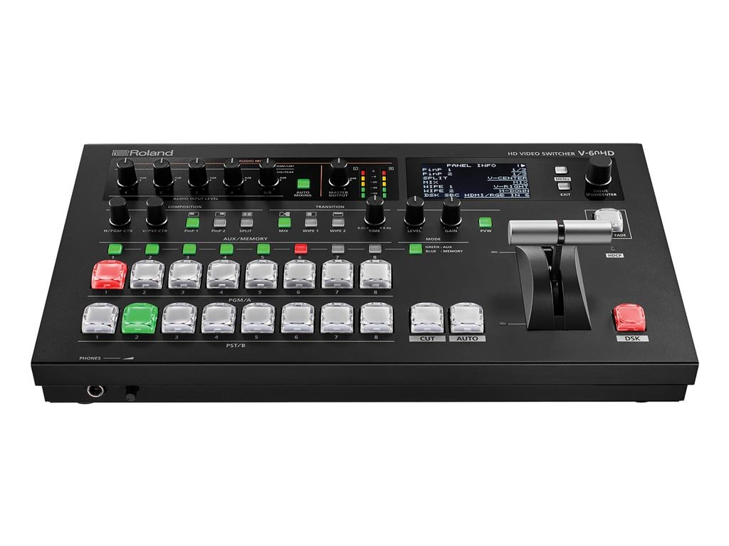 audio mixer - Church Production Magazine