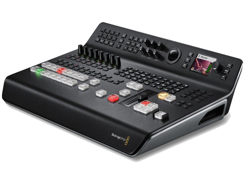 Review Blackmagic Design Atem Television Studio Pro Hd Production Switcher Church Production Magazine