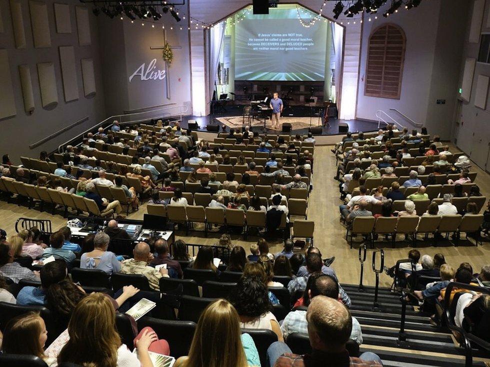 Auburn Grace Community Church Streams Sermons Live To
