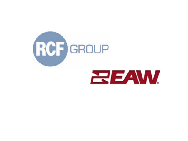RCF Acquires Eastern Acoustic Works (EAW)