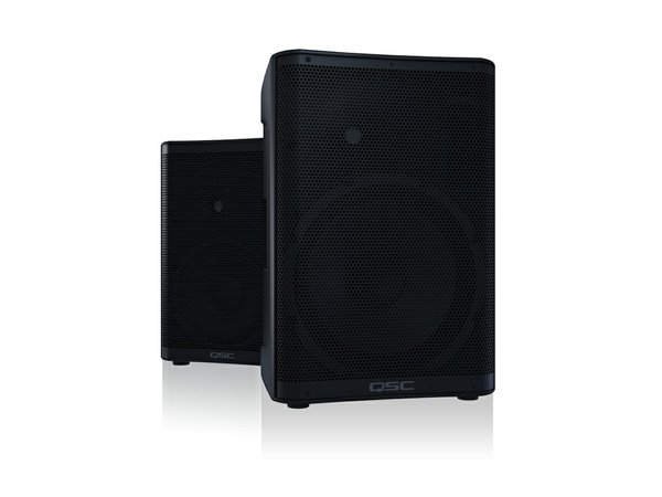 QSC CP Series Powered Loudspeakers
