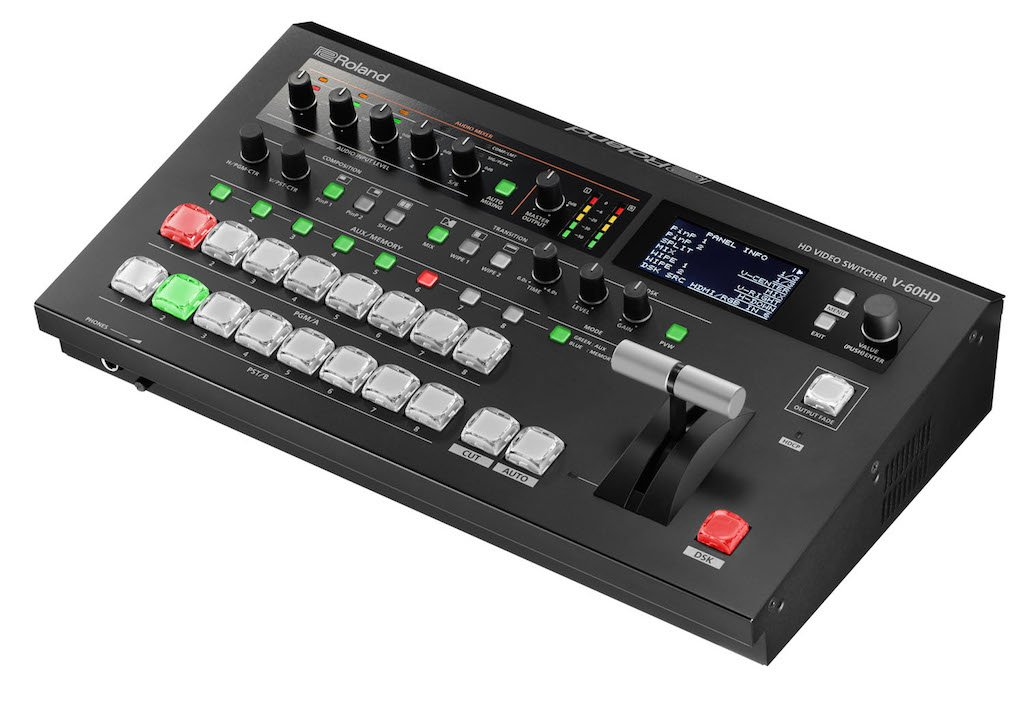 Stand-Out Video Switchers for Churches - Church Production