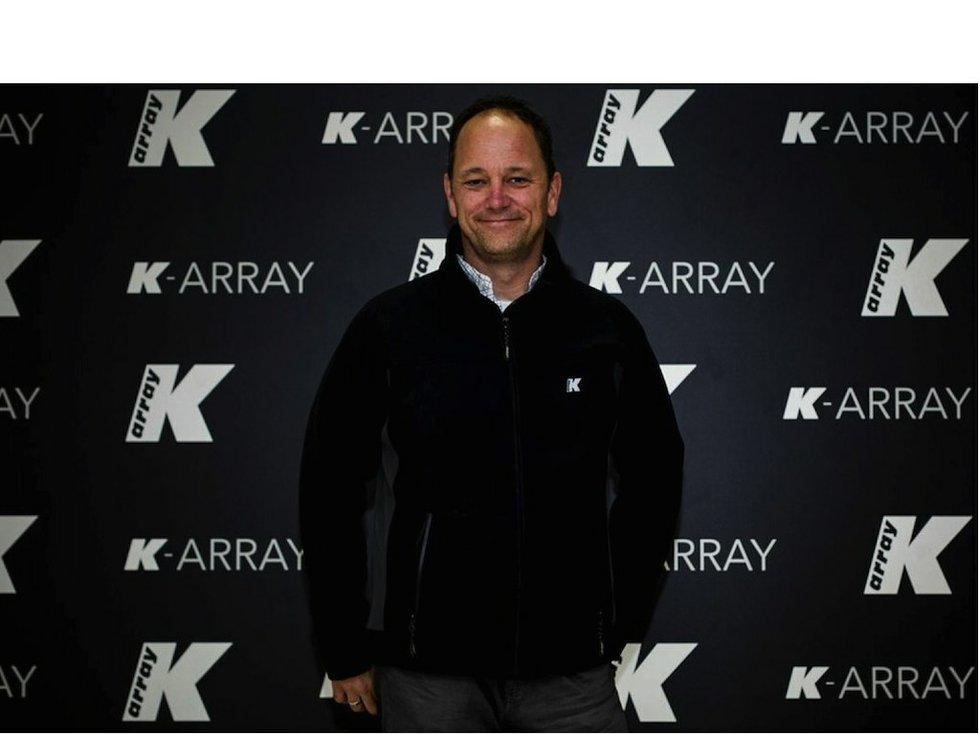 K-Array Rusty Waite 2018