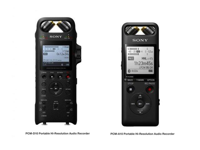 Sony PCM Audio recorders.jpg