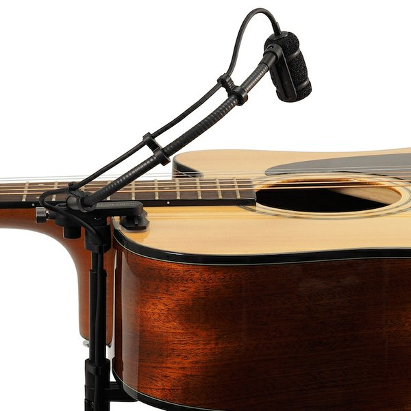 acoustic guitar microphone from Audio-Technica