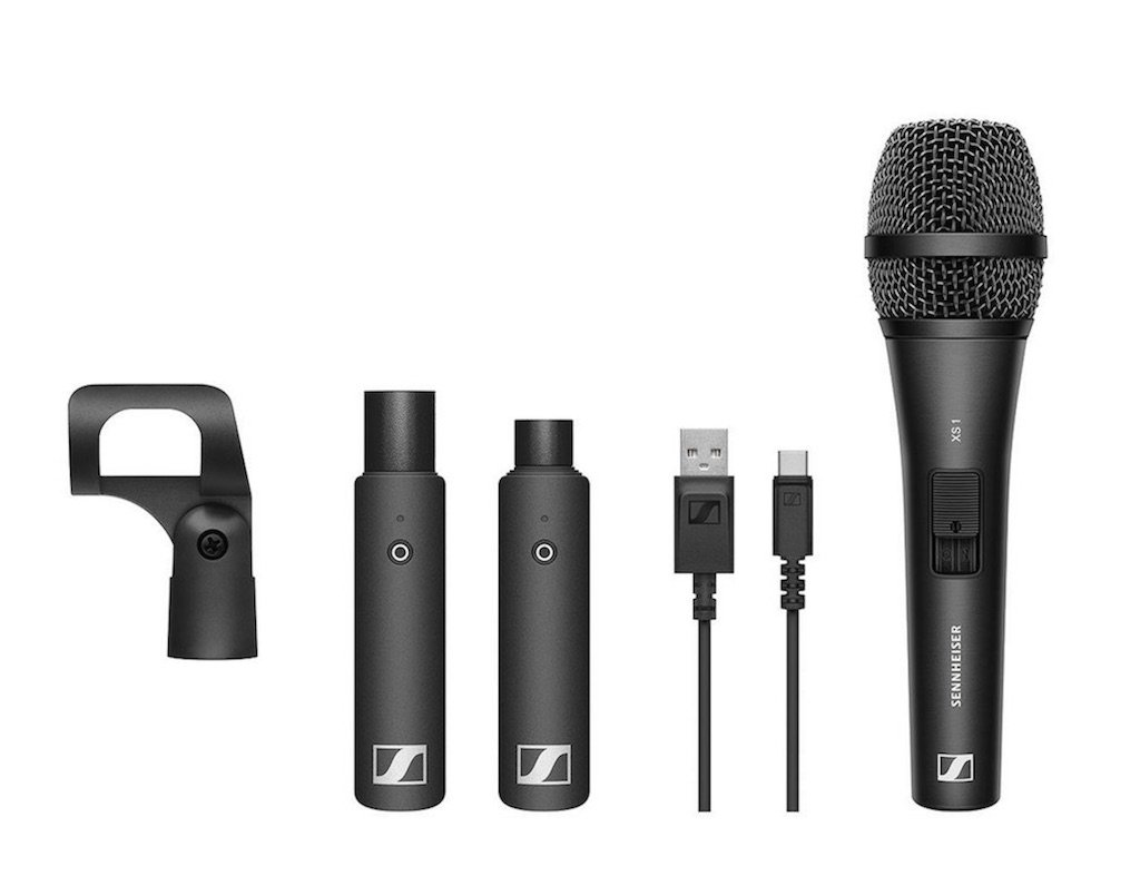 First Impression: Sennheiser XS Wireless Digital Microphone System