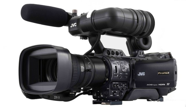 JVC GY-HM80 ProHD Camcorder