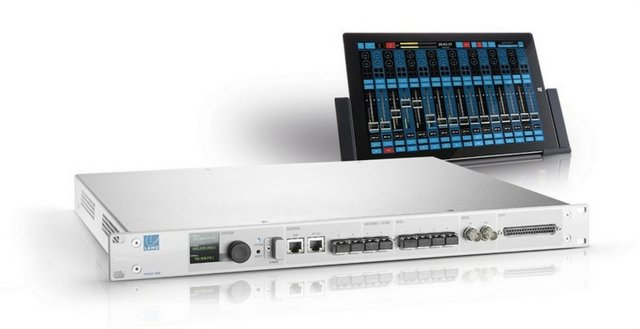 Lawo Power Core RP – IP Audio I/O & DSP Node for Remote