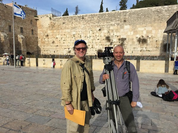Phil Cooke at the Western Wall with Brad Knull-sized.jpg