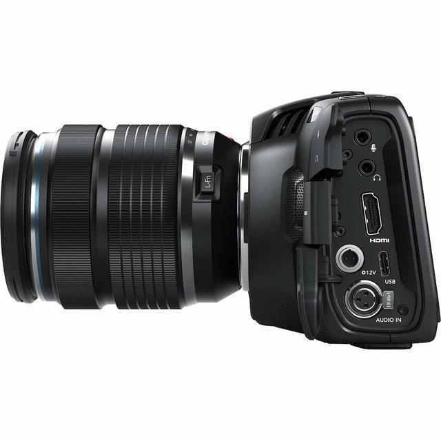 Review Blackmagic Design Pocket Cinema Camera 4k Church Production Magazine