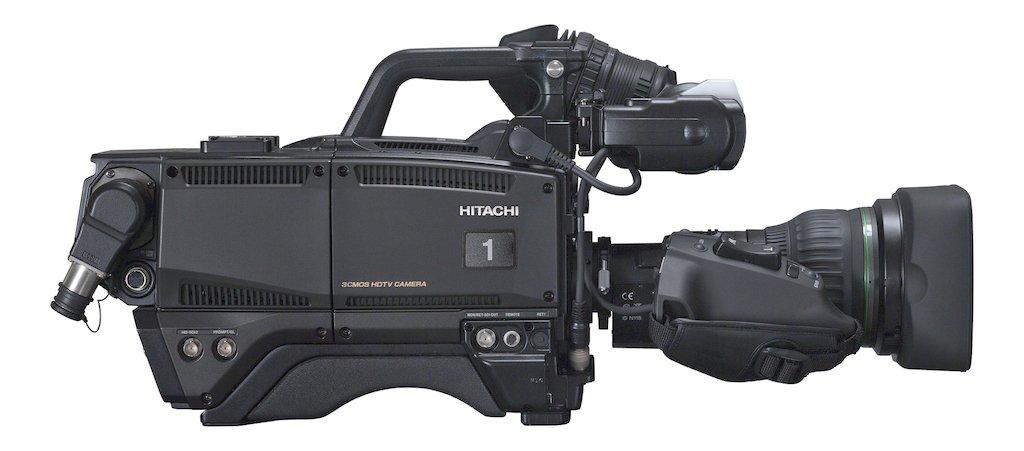 First Impression: Hitachi SK-HD1800 Progressive Scan, Global