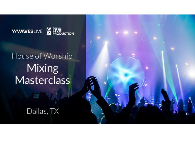 Church Production Magazine — Audio, video, lighting and streaming