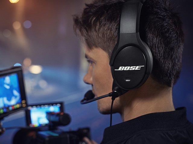 Bose B40 headset