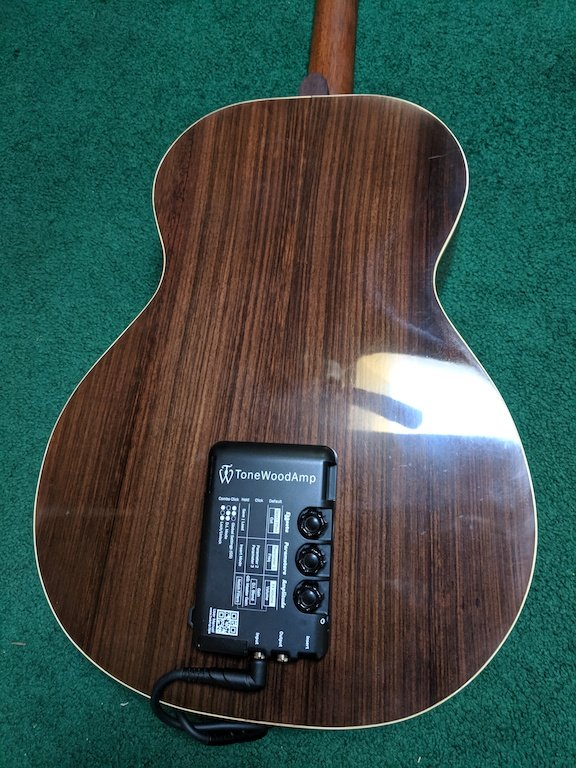 Review The Tonewood Amp Organic Effects For The Acoustic Guitar Church Production Magazine