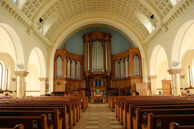 First Presbyterian Church Ithaca - Ashly audio .jpg