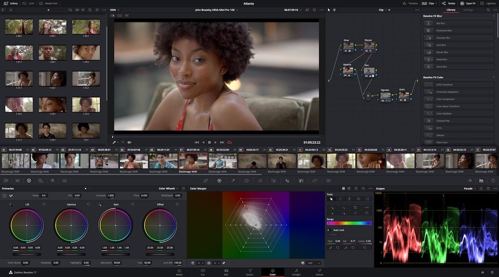Blackmagic Releases DaVinci Resolve 11 Beta 2 with Support