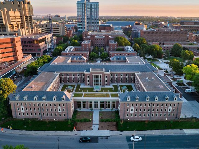 Completed Pioneer Hall aerial Photo Credit McGough Construction.jpg.jpe