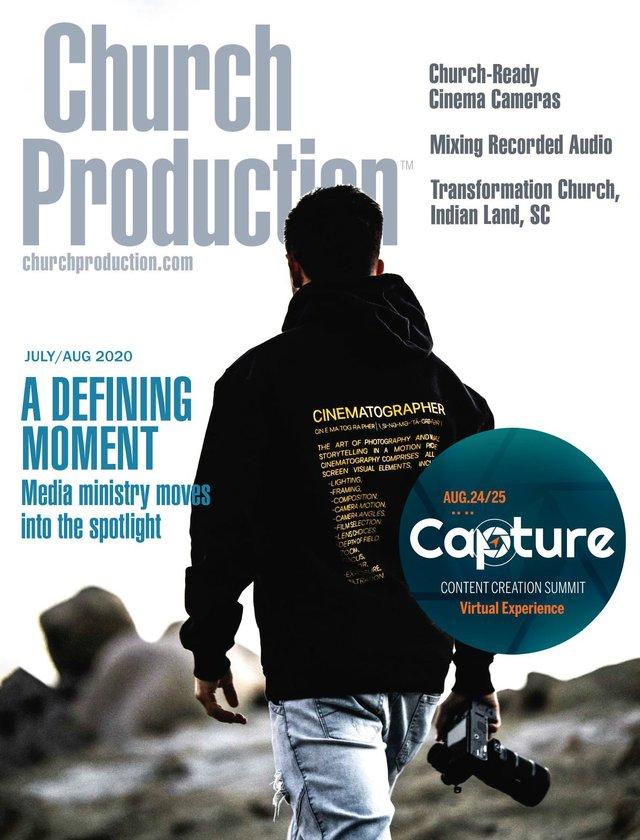 Church Production JulAug 2020 Cover