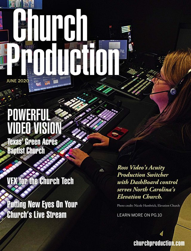Church Production June 2020 Cover