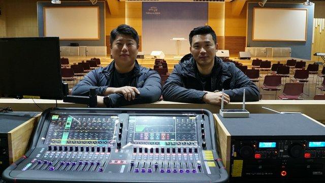 Good Shepherd Church audio team .jpg