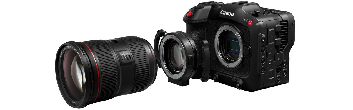 Review: Canon EOS C70 Cinema Camera