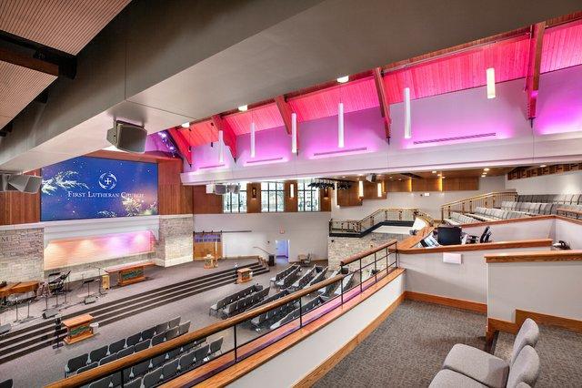 6. First Lutheran Church Worship Center Balcony to Stage_creditJill Ockhardt Blaufuss-1024.jpg