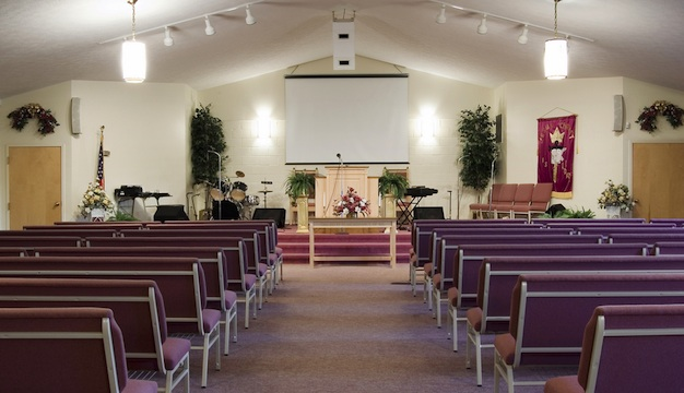Mistakes Small Churches Make Were Too