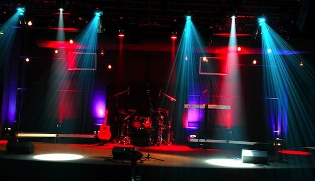 Top 50 Lighting Terms Defined Church Production Magazine