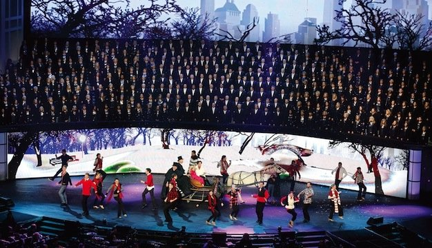 The gift of christmas musical prestonwood sports