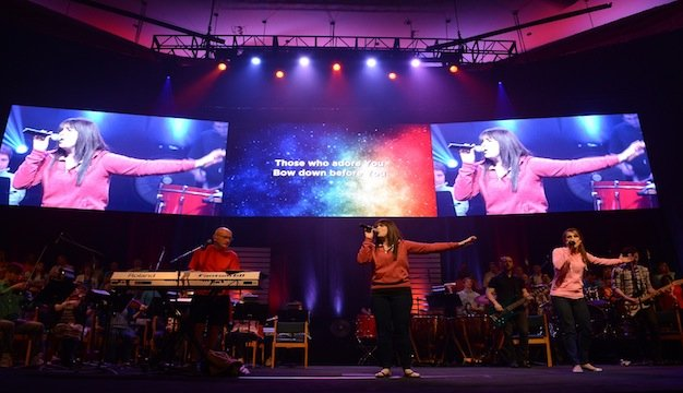 Fairhaven Church Chooses New Future Proof Elation Led