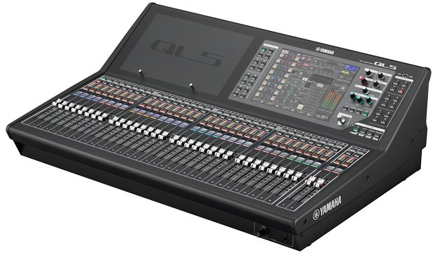 review yamaha ql5 digital mixing console church production magazine. Black Bedroom Furniture Sets. Home Design Ideas