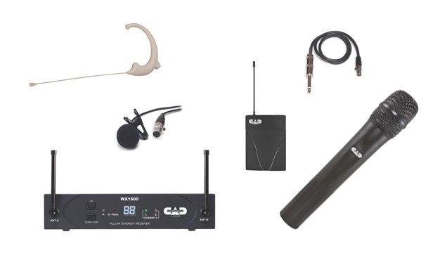 Clear Com Dx410 Wireless Intercom System Church