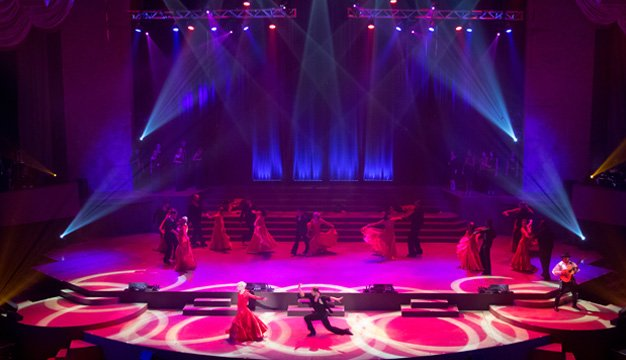 christmaslighting1.jpe & Lighting Effects for Christmas (and More) - Church Production Magazine