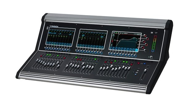 first impression digico s31 digital audio mixing console church production magazine. Black Bedroom Furniture Sets. Home Design Ideas